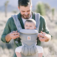 Ergobaby Omni 360 Baby Carrier - Grey