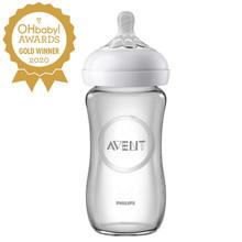 Philips AVENT Natural Glass Bottle 240ml