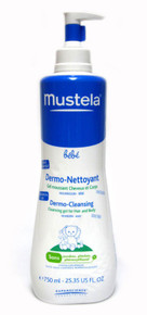 Mustela Dermo Cleansing Solution 750ml
