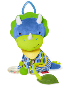 Skip Hop Bandana Buddies Activity Toy - Dinosaur