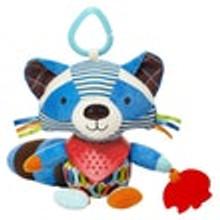 Skip Hop Bandana Buddies Activity Toy - Raccoon