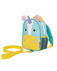 Skip Hop Zoolet Mini Backpack with Rein - Unicorn