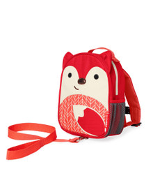 Skip Hop Zoolet Mini Backpack with Rein - Fox