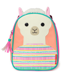 Skip Hop Zoo Lunchies Insulated Lunch Bag - Llama