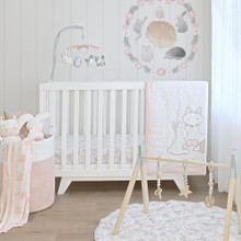 Lolli Living 4 piece Nursery Set - Forest Friends