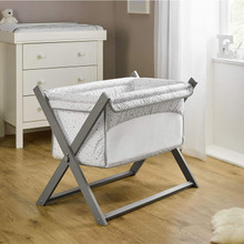 Super Nanny Folding Breathable Bassinet