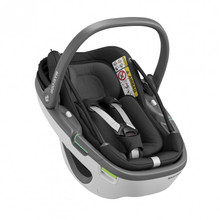 Maxi-Cosi Coral iSize Car Seat - Essential Black