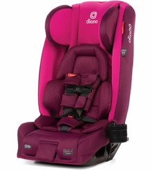 Diono Radian 3RXT All-in-One Convertible Car Seat - Purple Plum