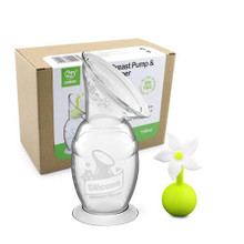Haakaa 150ml Pump and Stopper Gift Box