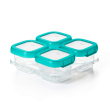 OXO Tot Baby Blocks Freezer Storage Containers 120ml