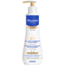 Mustela Dry Skin Nourishing Cleansing Gel 300ml