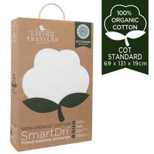 Smart-Dri Organic Mattress Protector - Standard