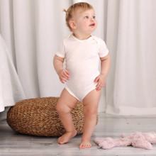 Elfwear Merino Short Sleeve Bodysuit