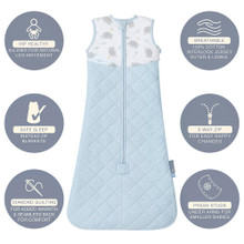 Smart Sleep Sleeping Bag 2.5TOG - Mason Elephant
