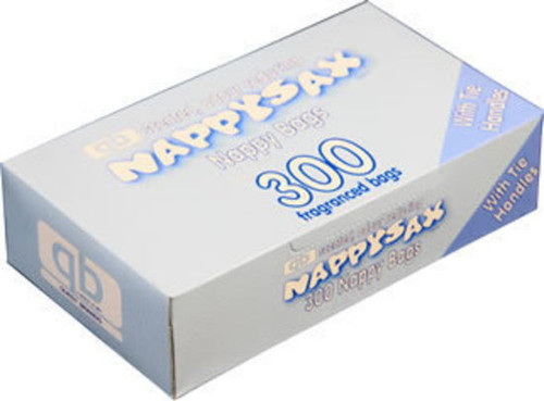 Buy  NappySax Scented nappy bags 300s Online at  Babies