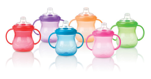 Nuby Two Handle No-Spill Cup 295ml