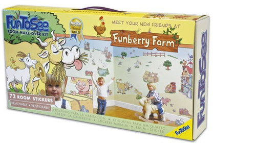 Fun to See - Funberry Farm Room Make-Over Kit