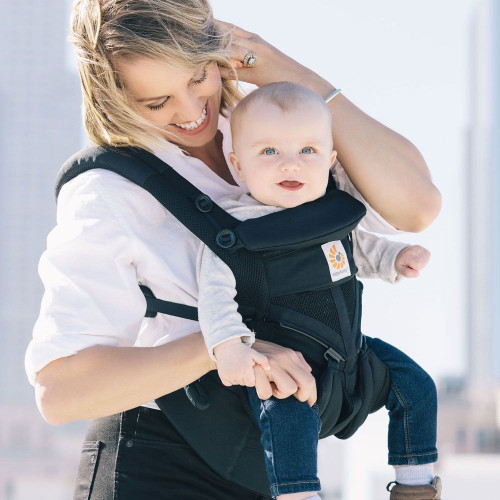 Ergobaby Omni 360 Cool Air Mesh Carrier - Black