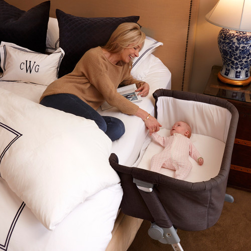 Childcare Cosy Time Sleeper Grey