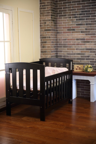 Super Nanny Classic 4 in 1 Cot -  Traditional