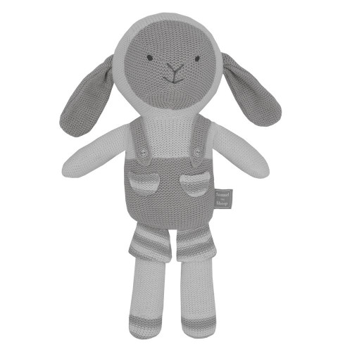 Living Textile Soft Character Toy -  Samuel the Sheep