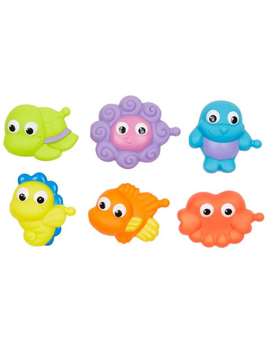 Playgro Pop & Squirt Buddies