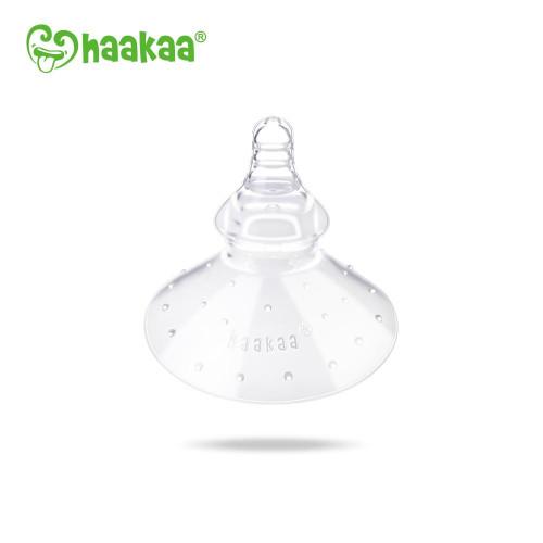 Haakaa Breastfeeding Nipple Shield - Round