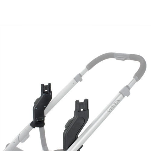 UPPAbaby VISTA Upper Adapter (for double-configuration)