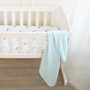 Living Textiles Jersey Bassinet Fitted Sheets - Elephant (2pk)