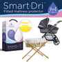 Smart-Dri Mattress Protector - Moses/Pram