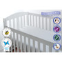 Protect A Bed Tencel Universal Fitted Cot Mattress Protector