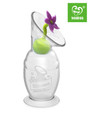 Haakaa Silicone Breast Pump Flower Stopper - White