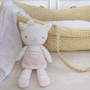 Living Textile Daisy the Cat Knitted Toy