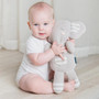 Living Textile Theodore the Elephant Knitted toy