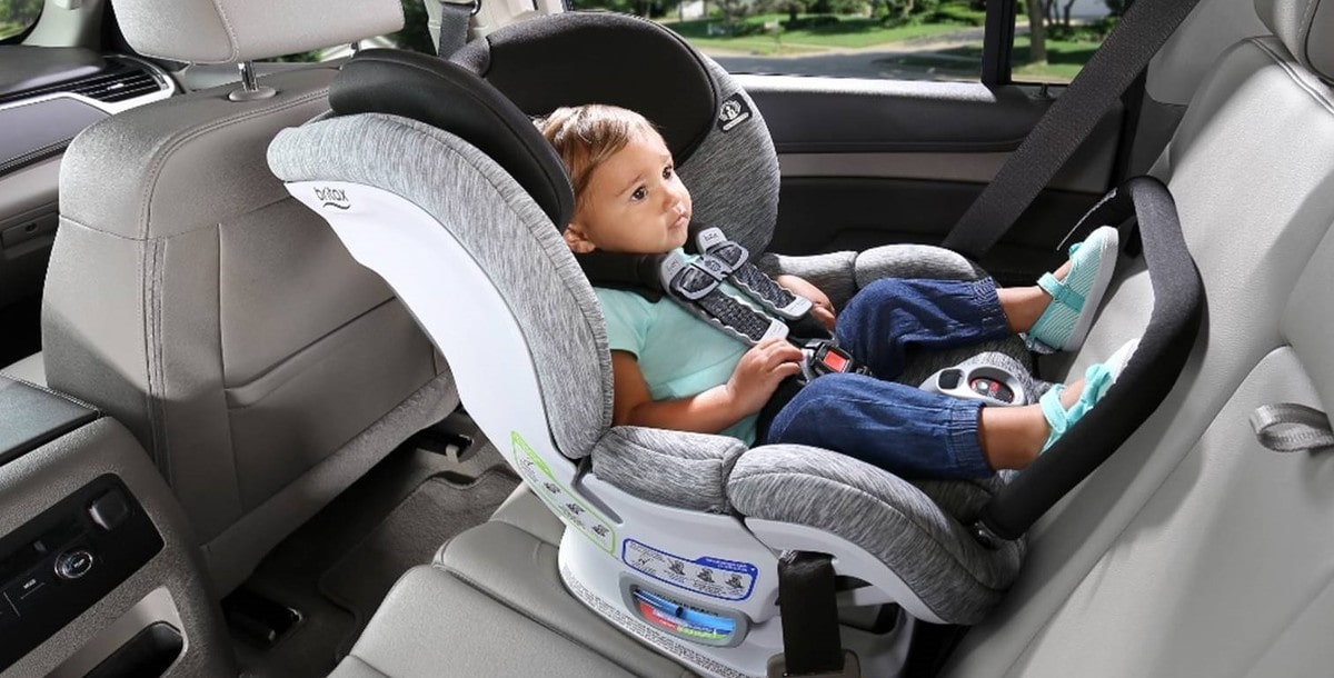 Britax Clicktight Spark Collection