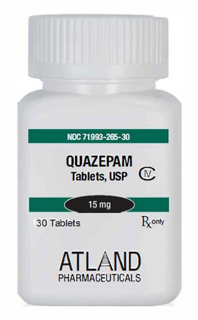 Quazepam 30ct (NDC 71993-0265-30)