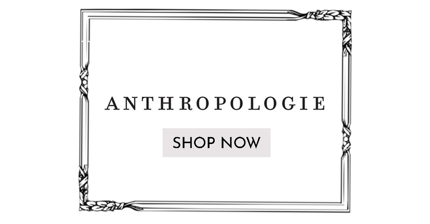 Anthropologie Personalized Jewelry