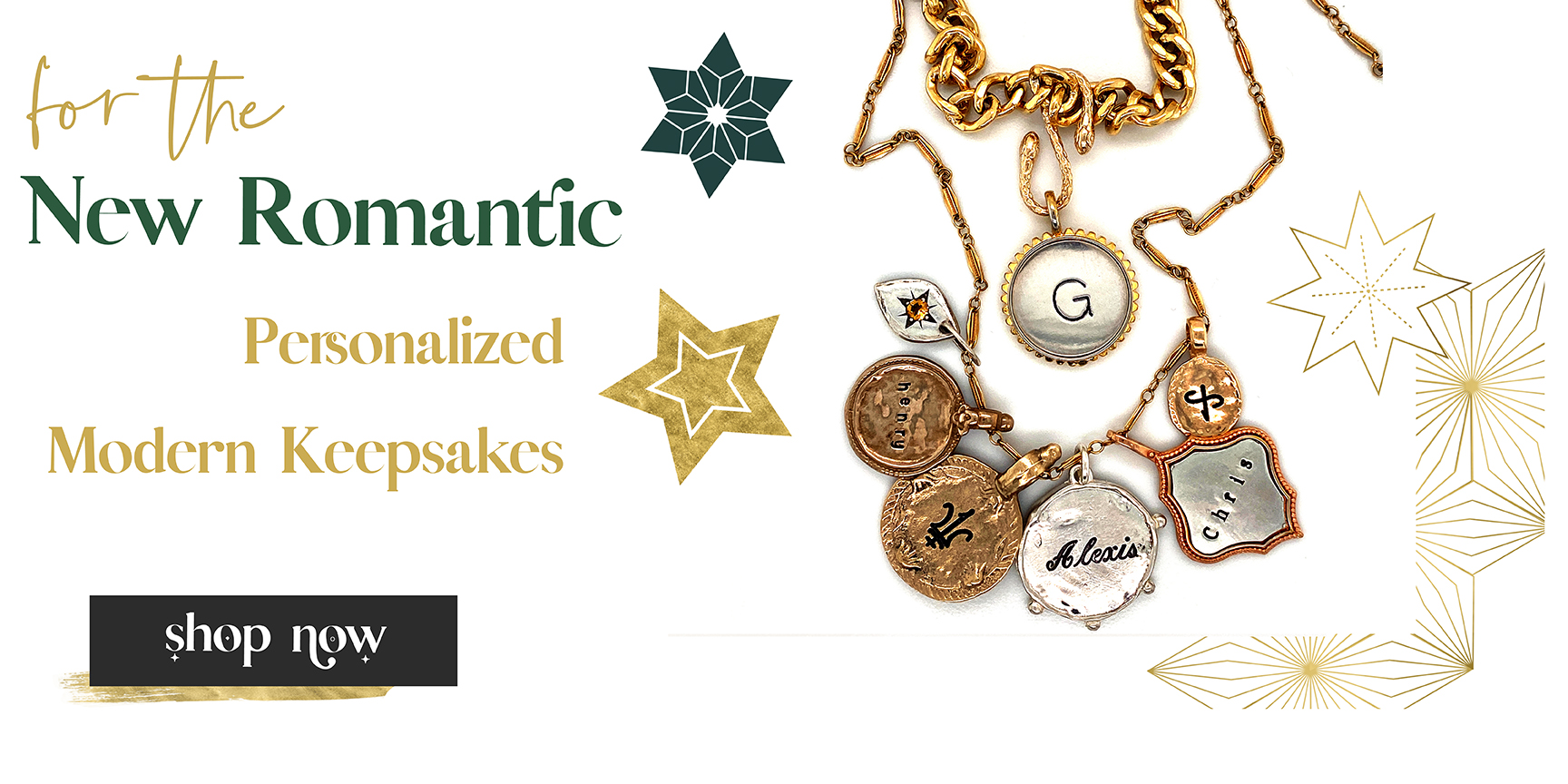 Personalized Jewelry Gift Guide