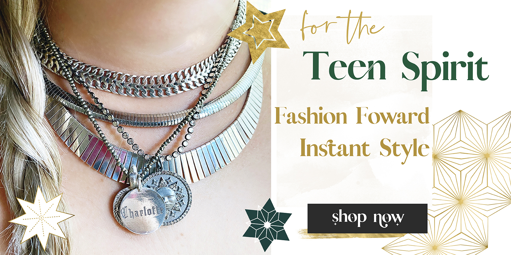 Teen Jewelry Gift Guide