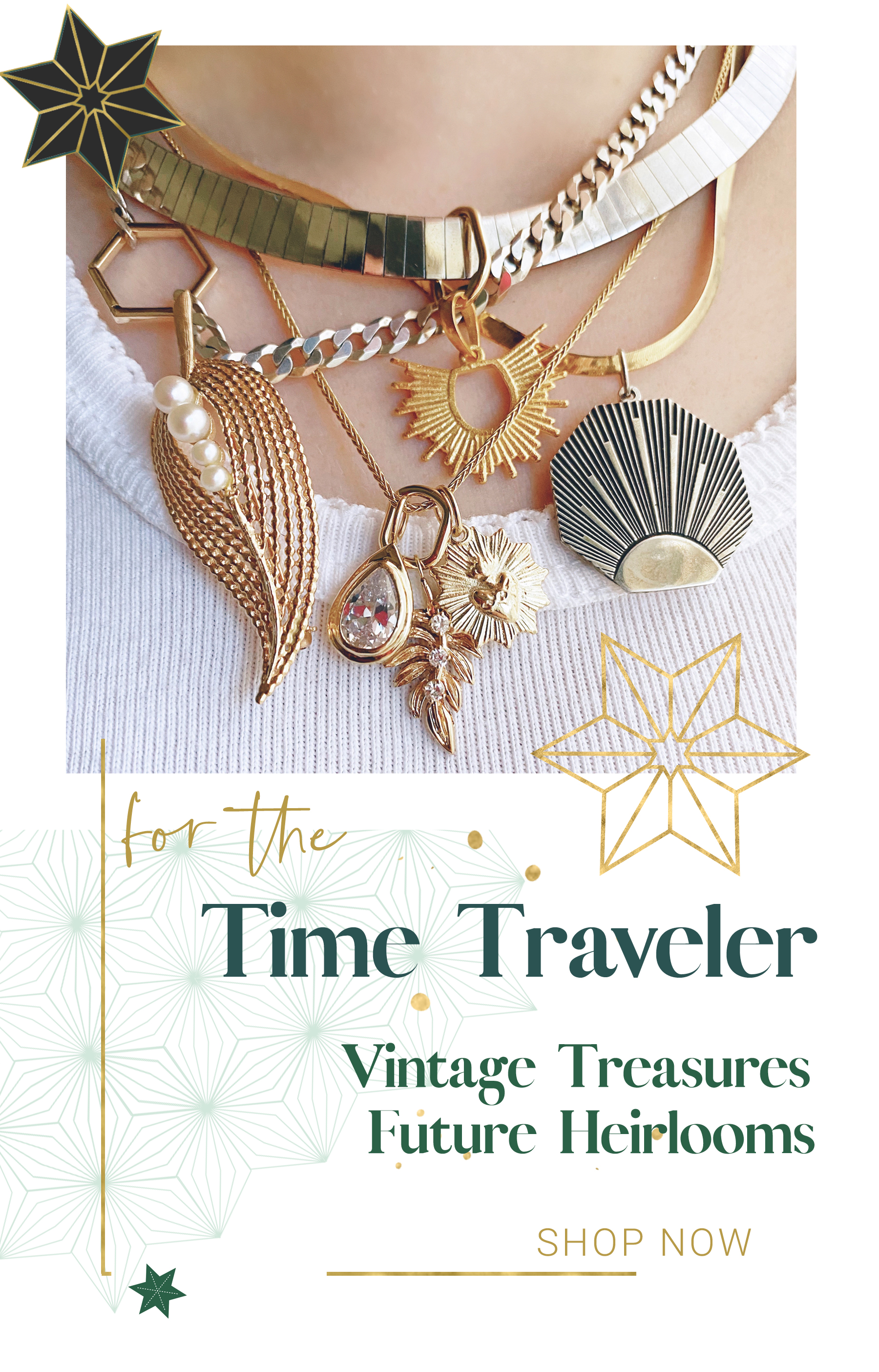 Vintage Jewelry Holiday Gift Guide