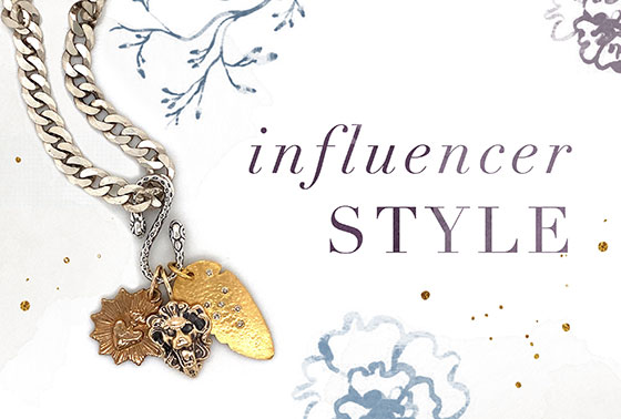 Influencer Jewelry Style