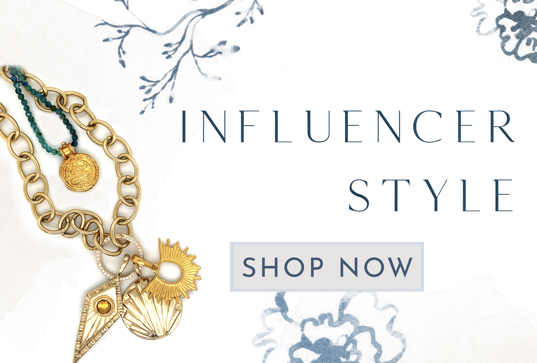 Influencer Jewelry Style