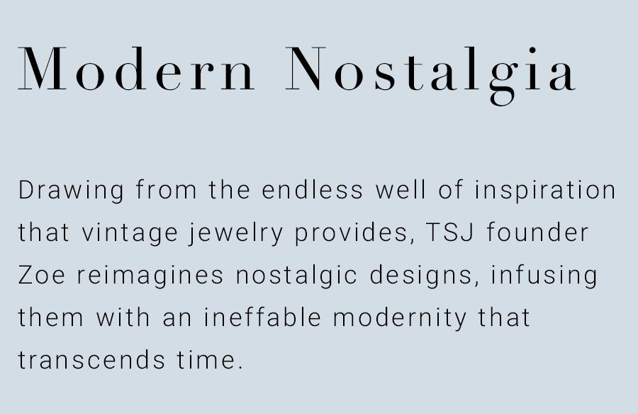Modern Nostalgia