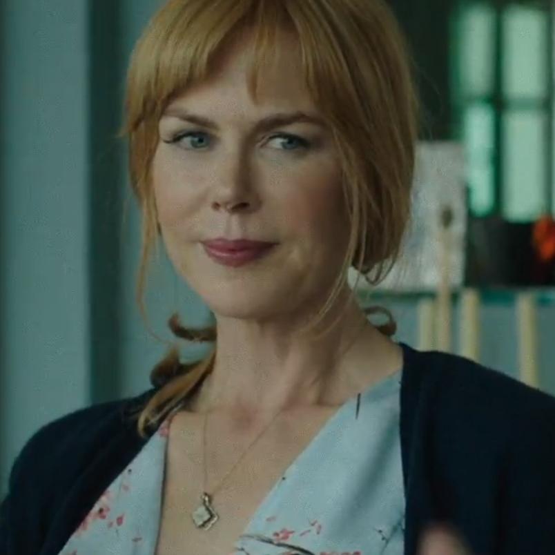 Nicole Kidman Celeste Necklace