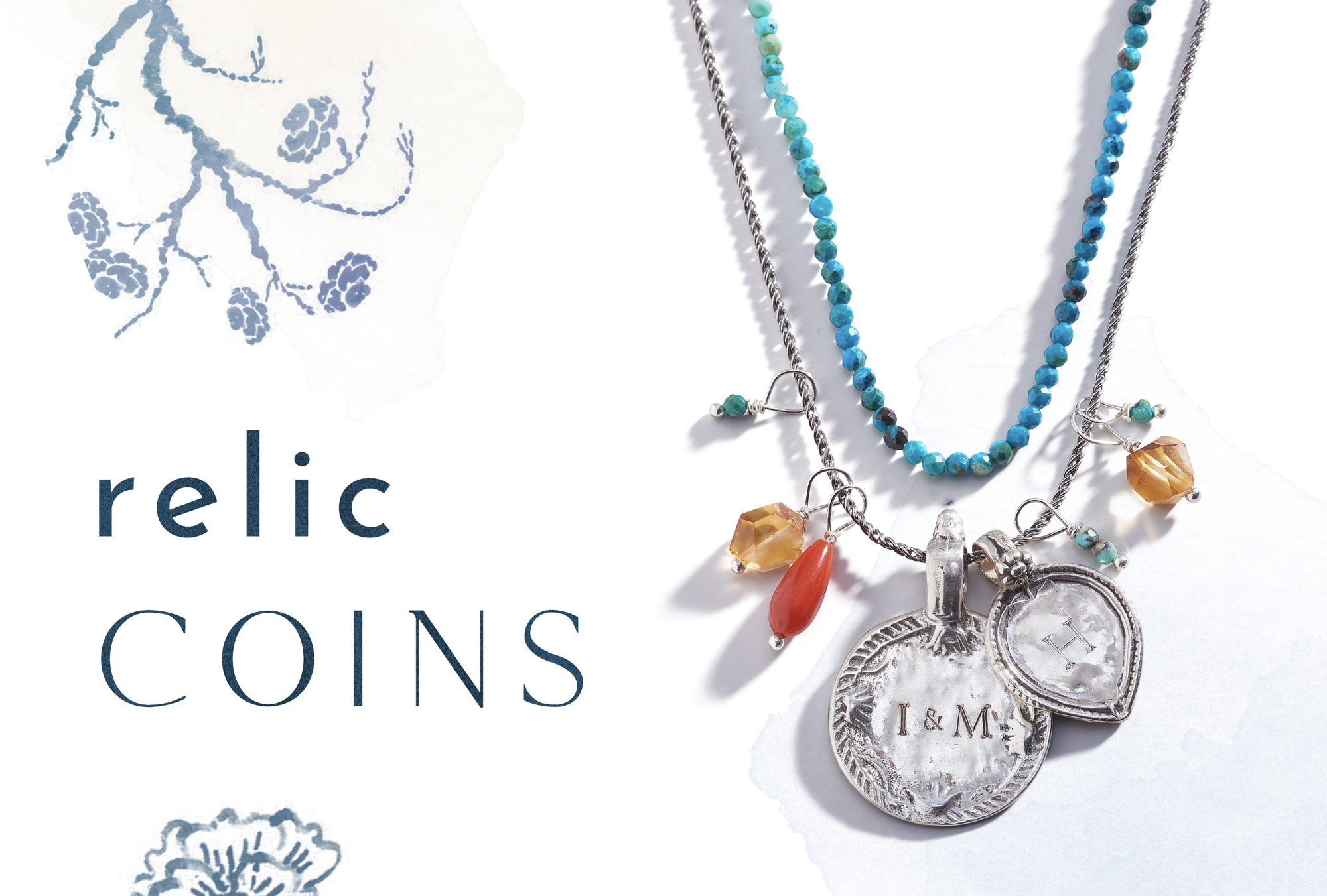 Personalized Coin Jewelry