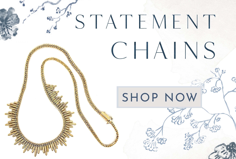 Chain & Charm Connectors