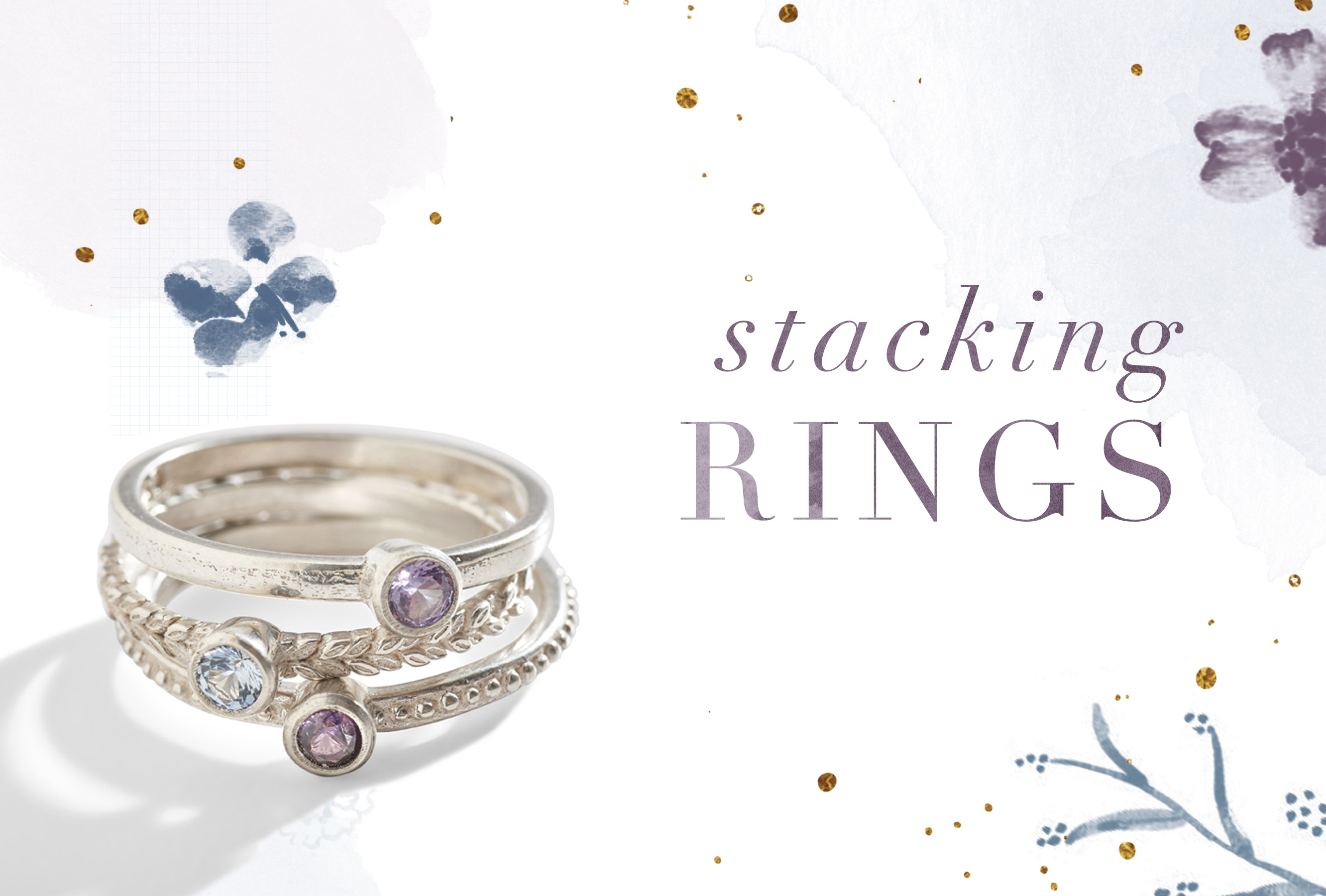 Shop Personalized Rings