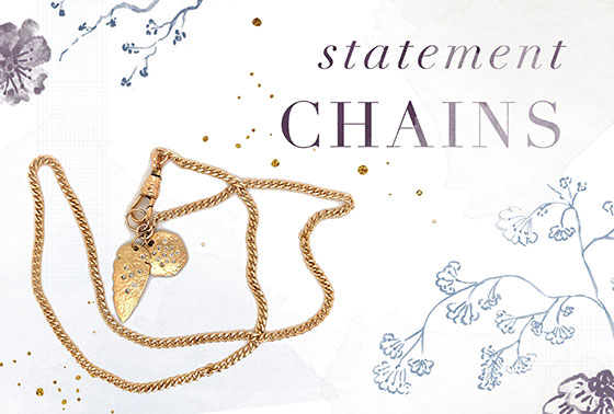 Chain & Charm Connectors