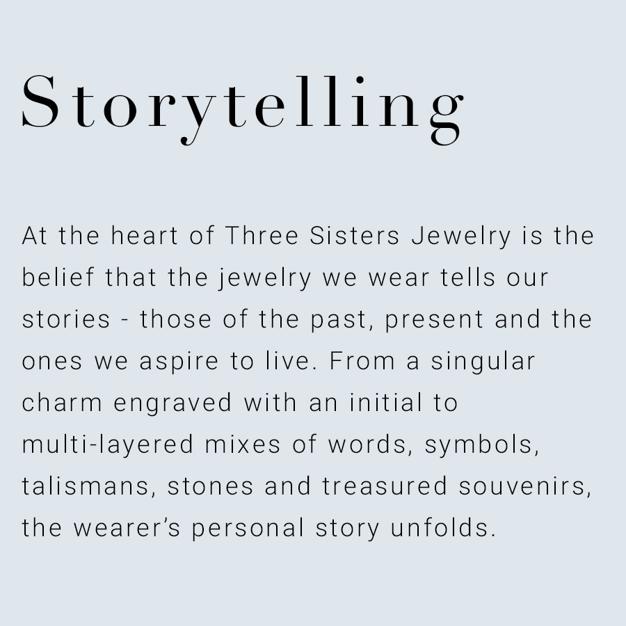 Storytelling by Three Sisters Jewelry