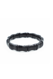 Bamboo Beach Bangle Black